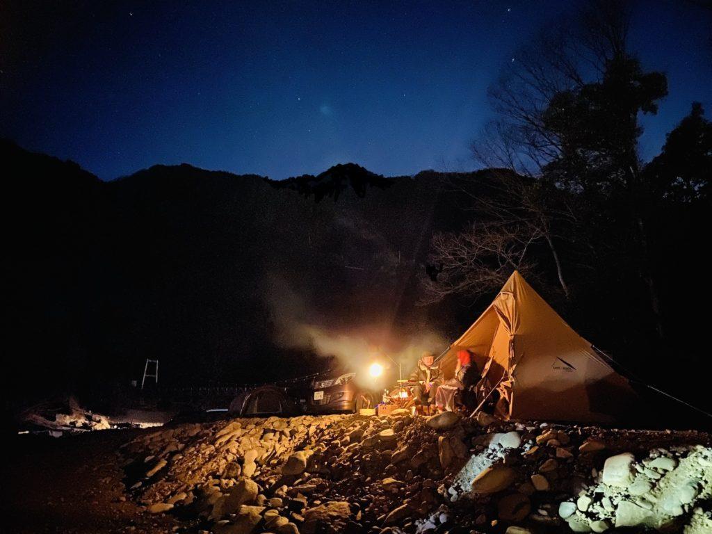 青野原 野呂ロッジキャンプ場